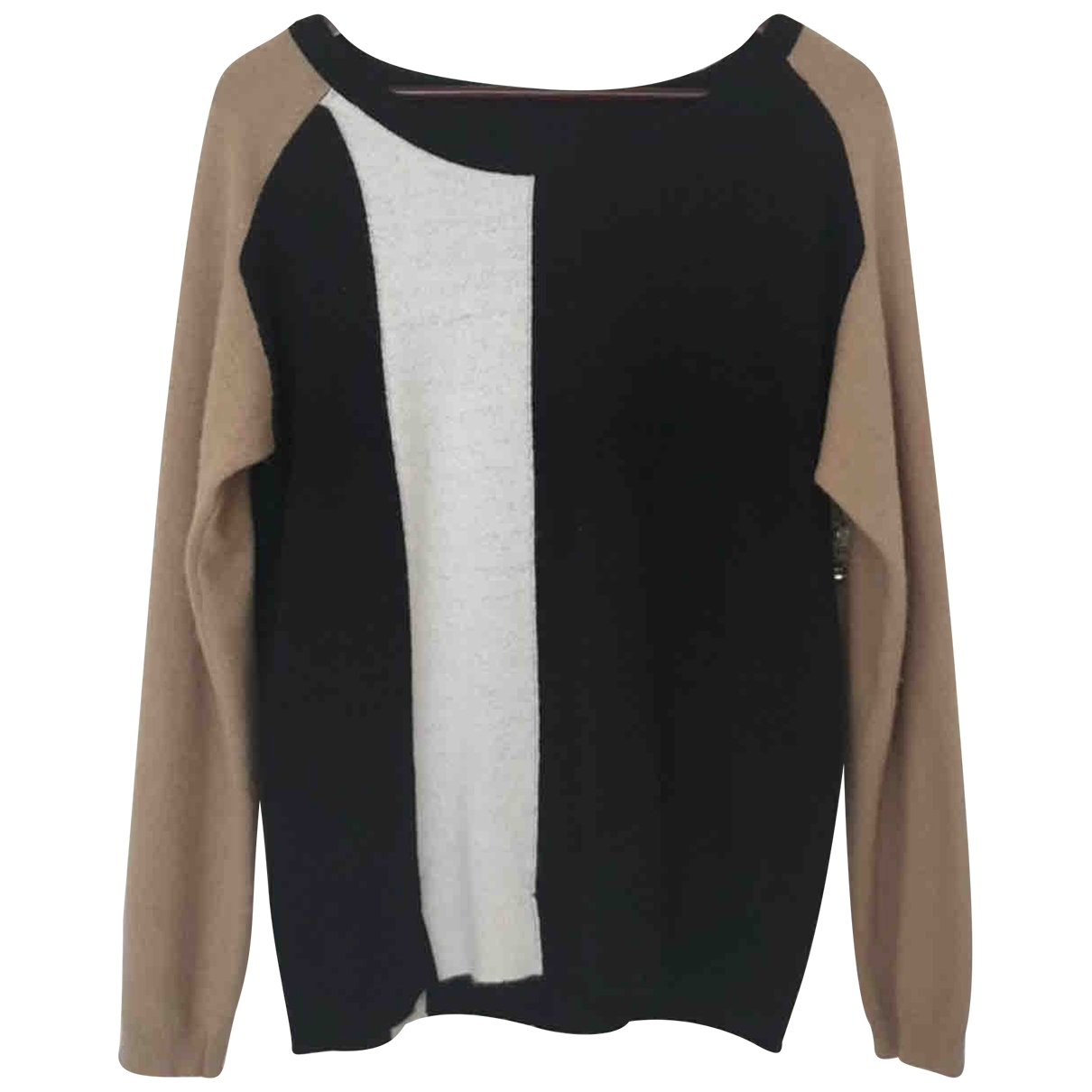 By Malene Birger \N Pullover in  Bunt Wolle