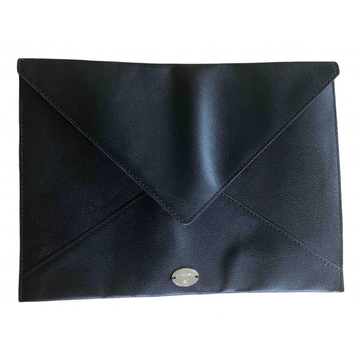 Pochette Enveloppe de Cuero Lancel