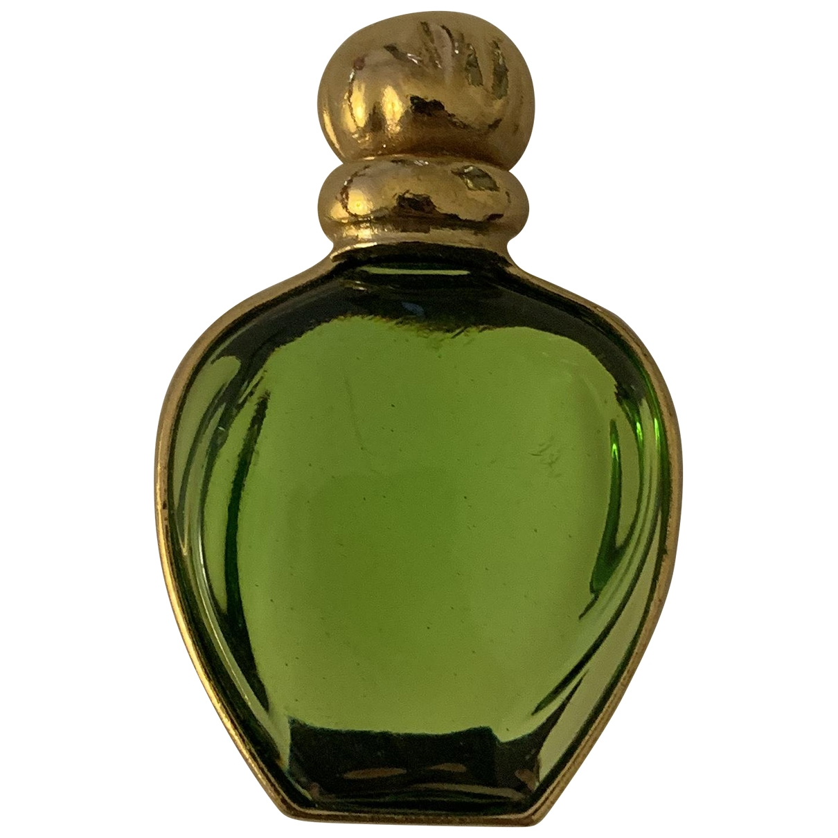 Dior \N Green Metal Pins & brooches for Women \N
