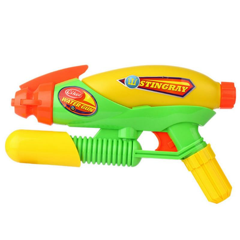 Hot 10m Big 280ml High Pressure Large Capacity Water Gun Pistols Toy Children Outdoor Weapon