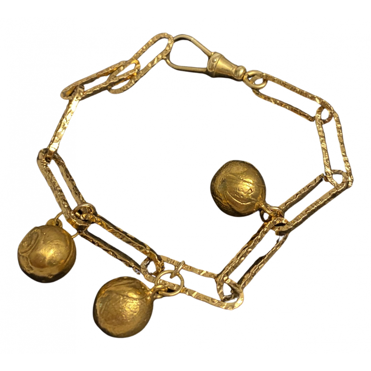 Alighieri - Bracelet   pour femme en metal - dore
