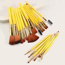 19pcs Makeup Brush Set