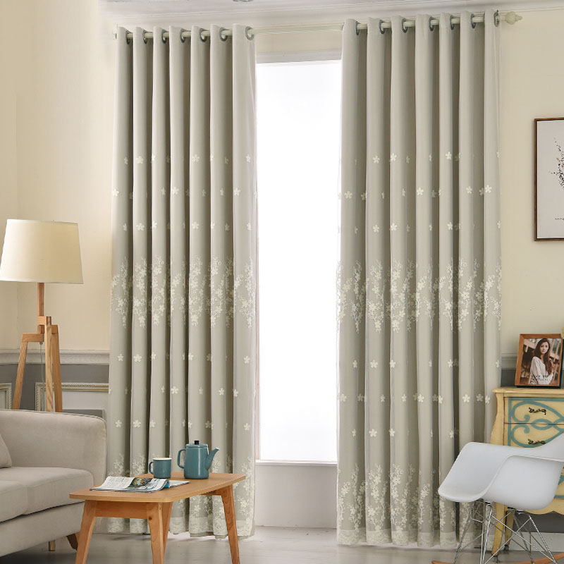 Elegant Custom Blackout Curtain Sets for Living Room Bedroom 2 Panels Set Physically Blocks Light Nicely Prevents UV Ray Excellent Performance on Room