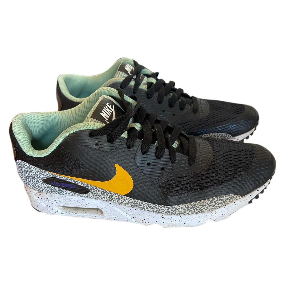 Deportivas Air Max 90 de Lona Nike