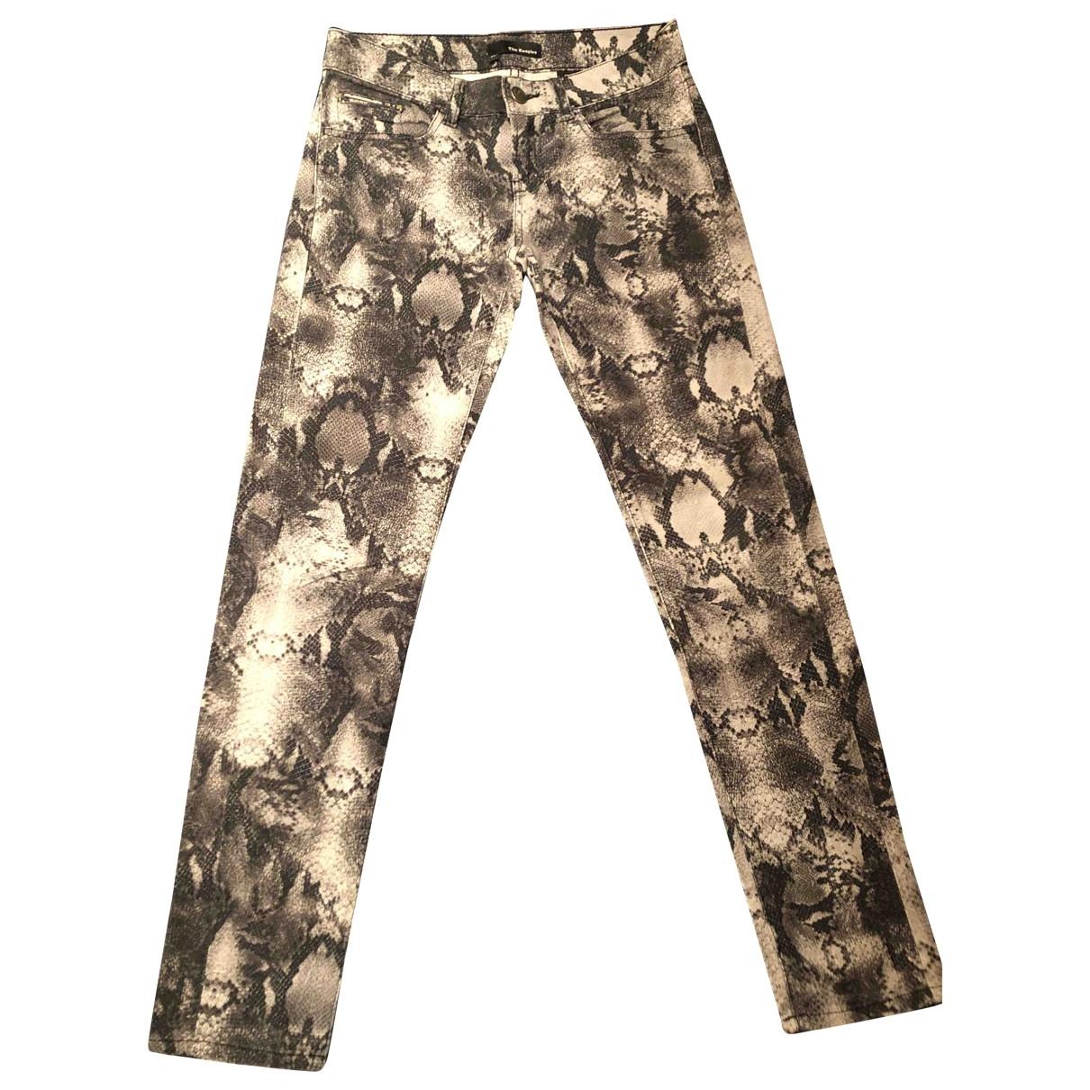 Pantalon pitillo The Kooples