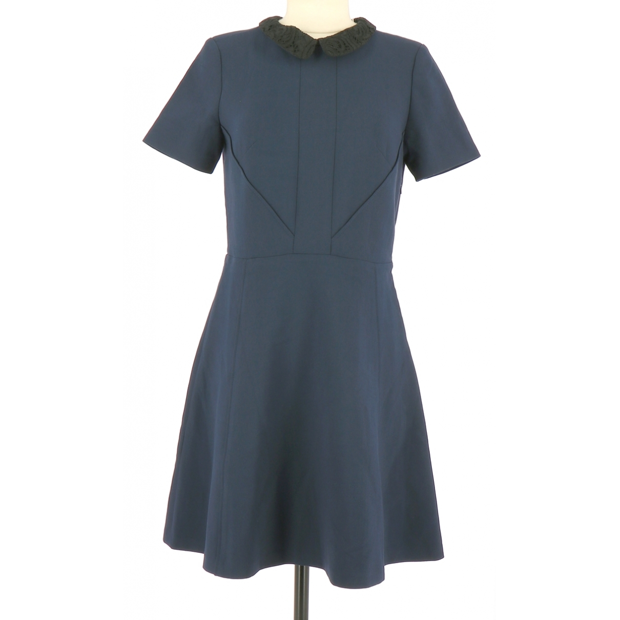 Comptoir Des Cotonniers \N Navy dress for Women 36 FR