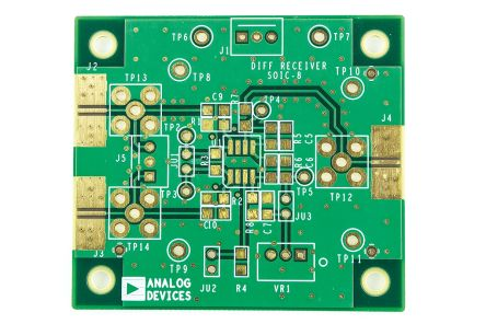 Analog Devices AD8130AR-EBZ, Line Receiver Evaluation Board for AD8130
