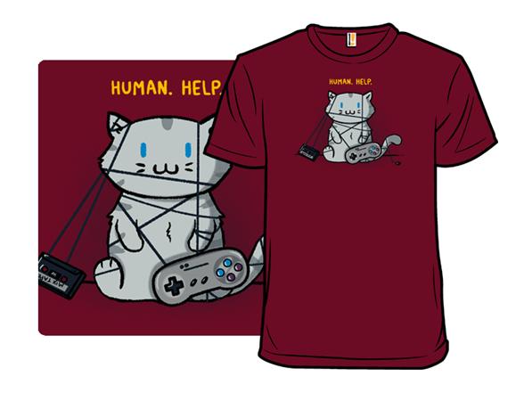 Human! T Shirt