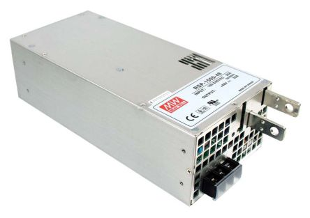 Mean Well , 1.5kW Embedded Switch Mode Power Supply SMPS, 15V dc, Enclosed