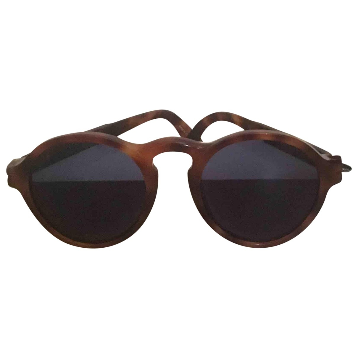 Givenchy \N Brown Sunglasses for Men \N