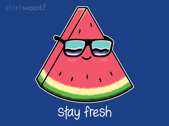 Fresh Watermelon T Shirt