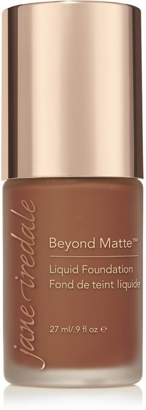 Beyond Matte Liquid Foundation - M16 (deeper brown w/ red undertones)