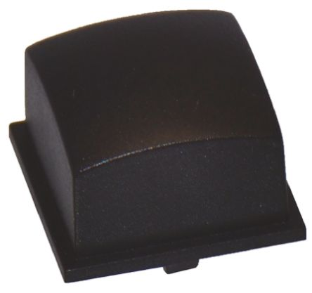 MEC Black Tactile Switch Cap for use with 5G Series (10)