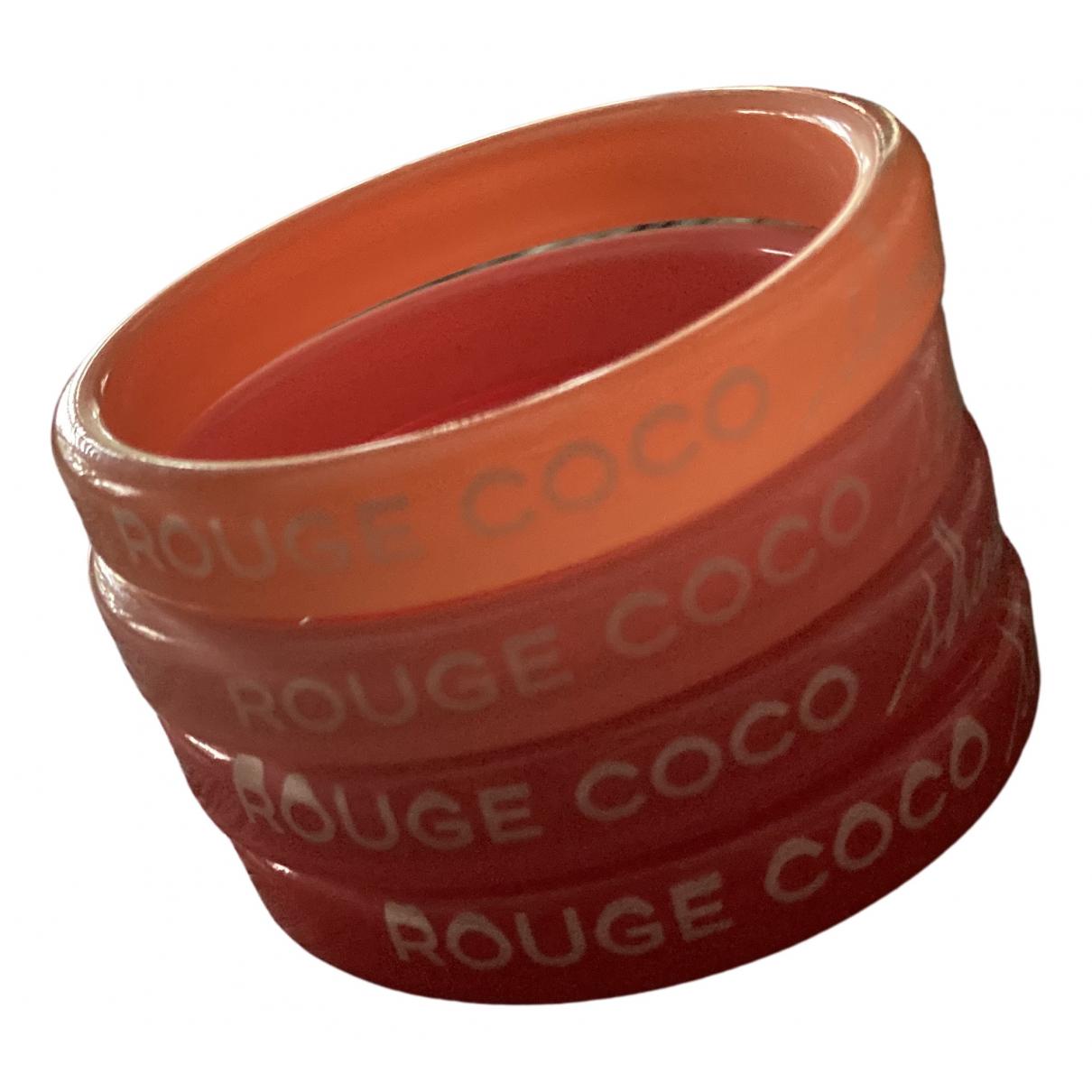 Chanel \N Armband in  Bunt Kunststoff