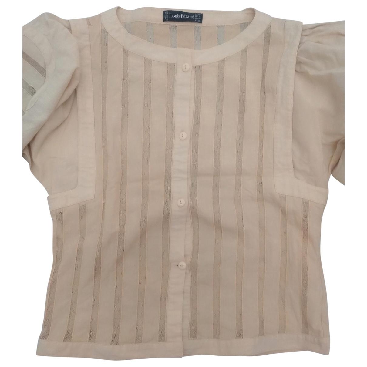 Louis Feraud - Top   pour femme en coton