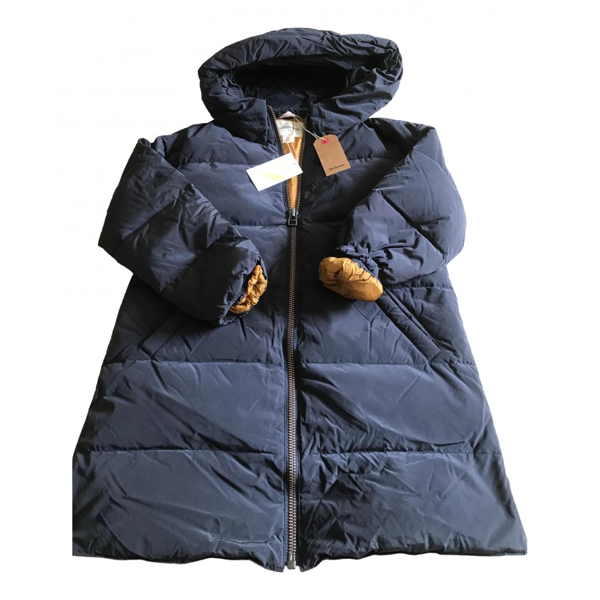 Bellerose \N Black Cotton jacket & coat for Kids 8 years - up to 128cm FR