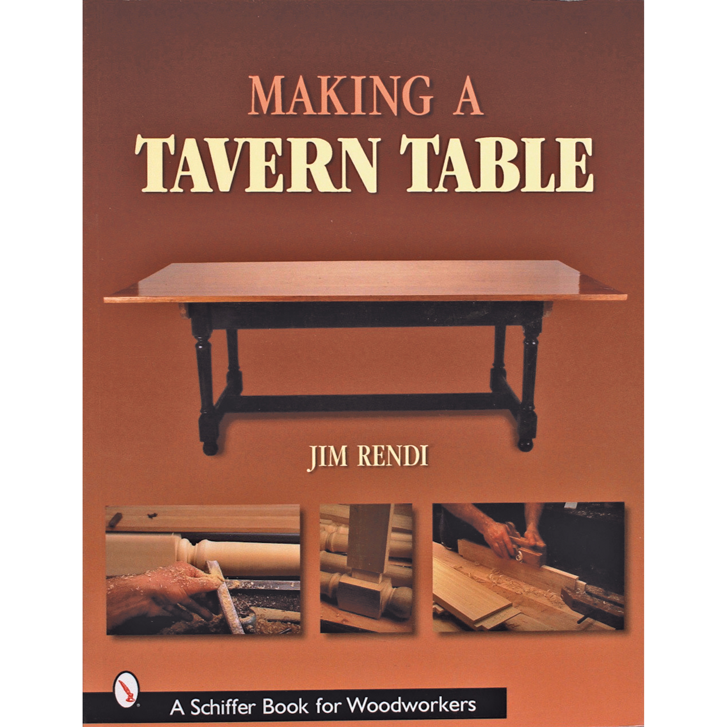 Making a Tavern Table