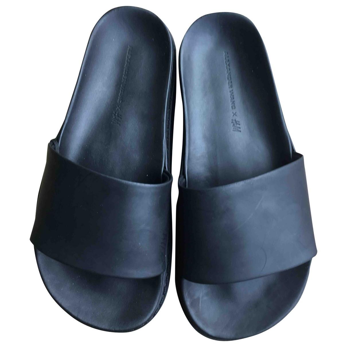 Sandalias de Cuero Alexander Wang Pour H&m