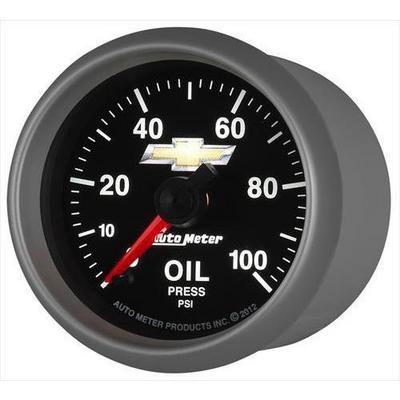 Auto Meter GM Series Electric Oil Pressure Gauge - 880447