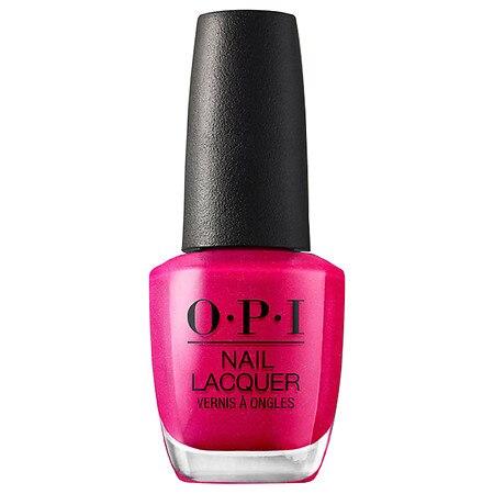 OPI Nail Lacquer Pompeii Purple - 1.0 set