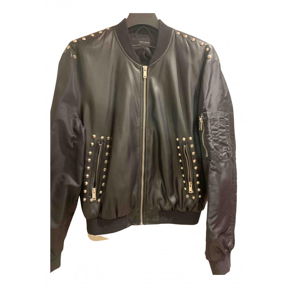 Zara N Black jacket for Women 44 IT