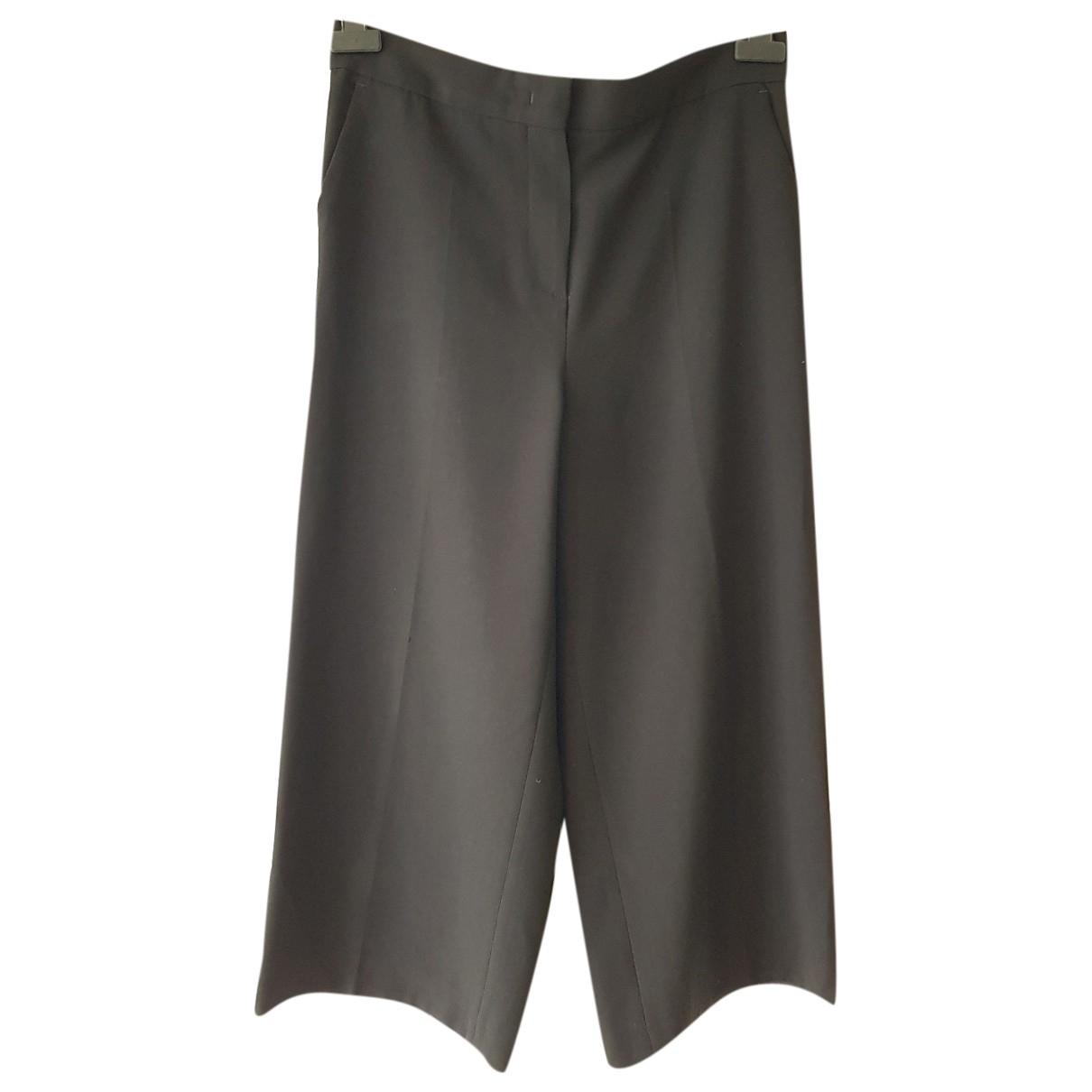 Pantalon recto Max Mara Studio
