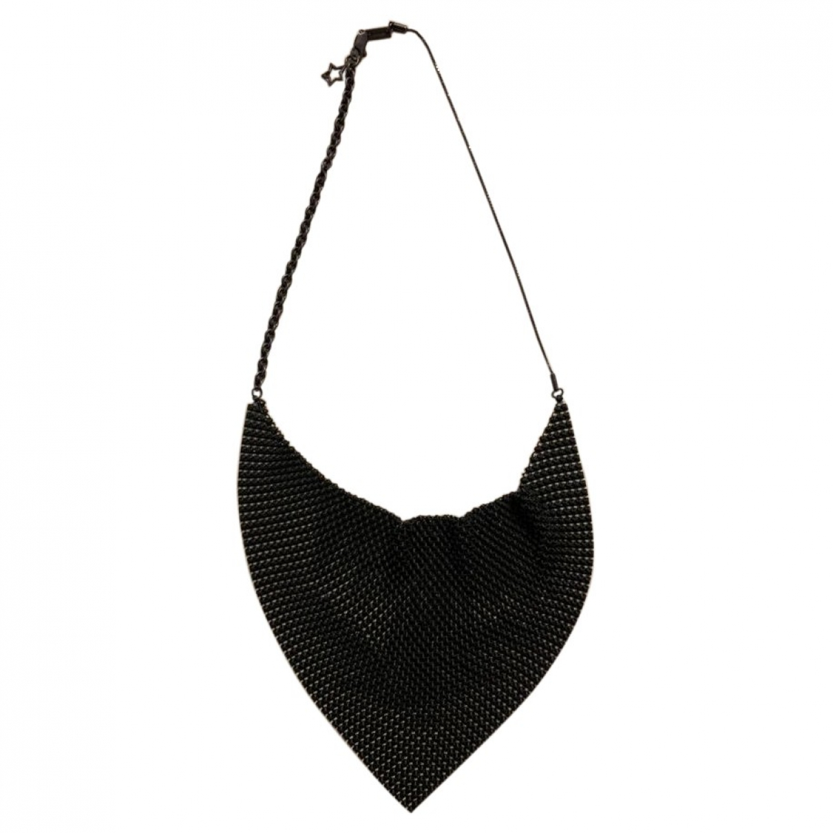 Lanvin \N Black Metal necklace for Women \N