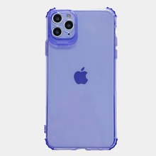 Transparente iPhone Huelle