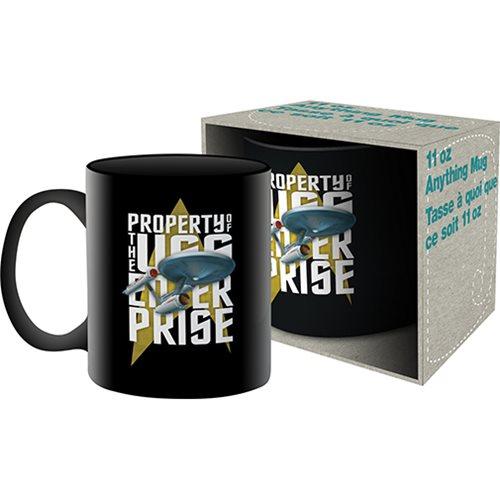 Star Trek U.S.S. Enterprise 11 oz. Mug