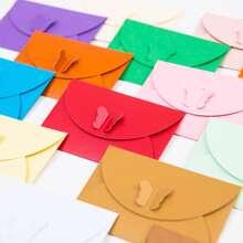 8pcs Random Color Envelope