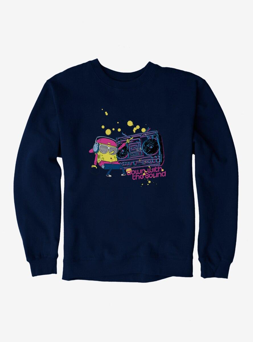 SpongeBob SquarePants Down With The Sound Sweatshirt