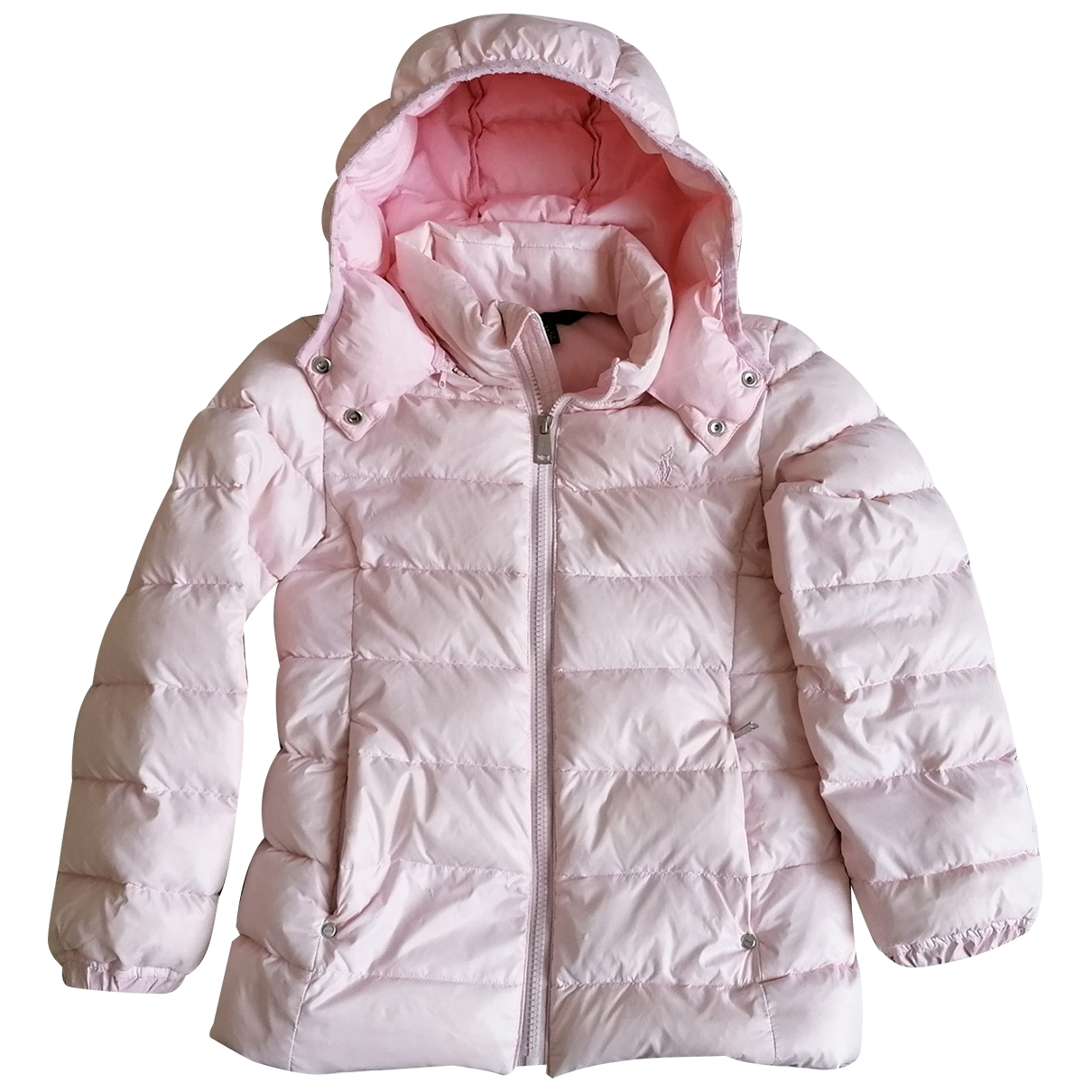 Polo Ralph Lauren \N Pink jacket & coat for Kids 6 years - up to 114cm FR