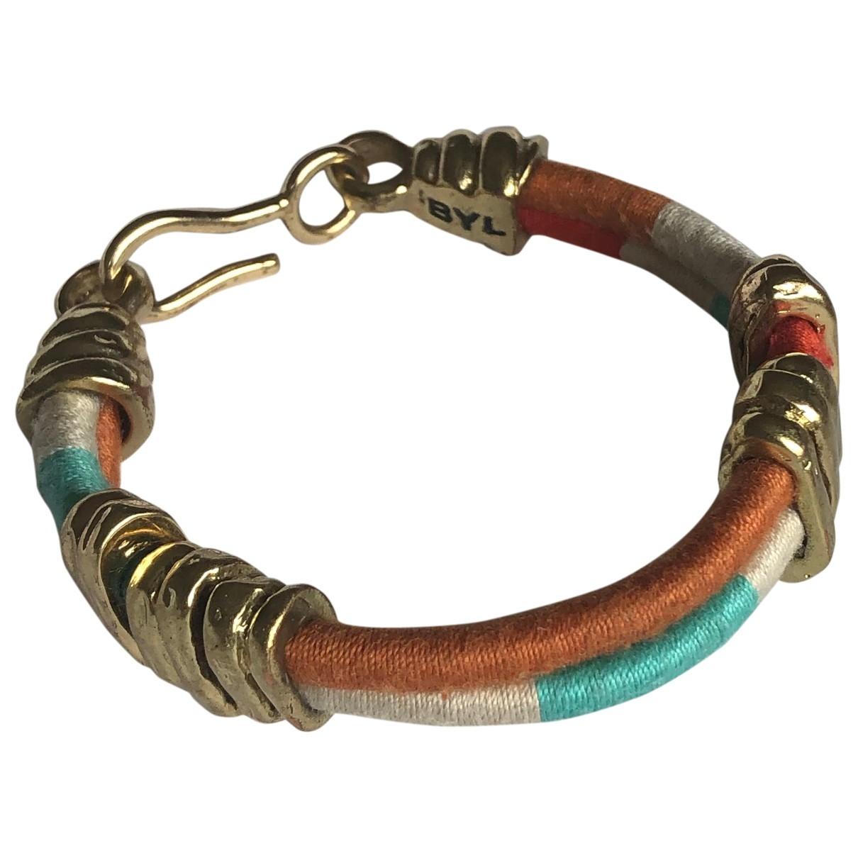 Bimba Y Lola - Bracelet   pour femme en metal - multicolore