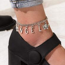 Angel Charm Anklet