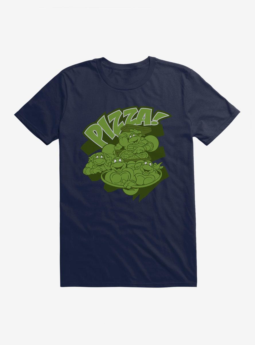 Teenage Mutant Ninja Turtles Make Way For Pizza T-Shirt