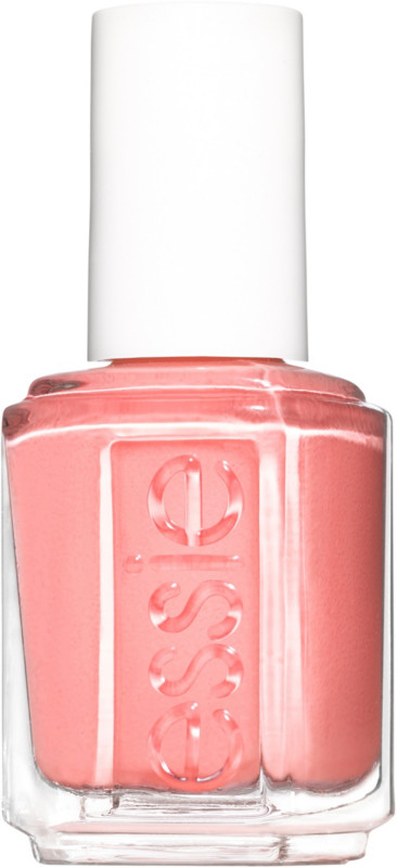 Rocky Rose Nail Polish Collection - Around The Bend (yellow-toned pink cream)