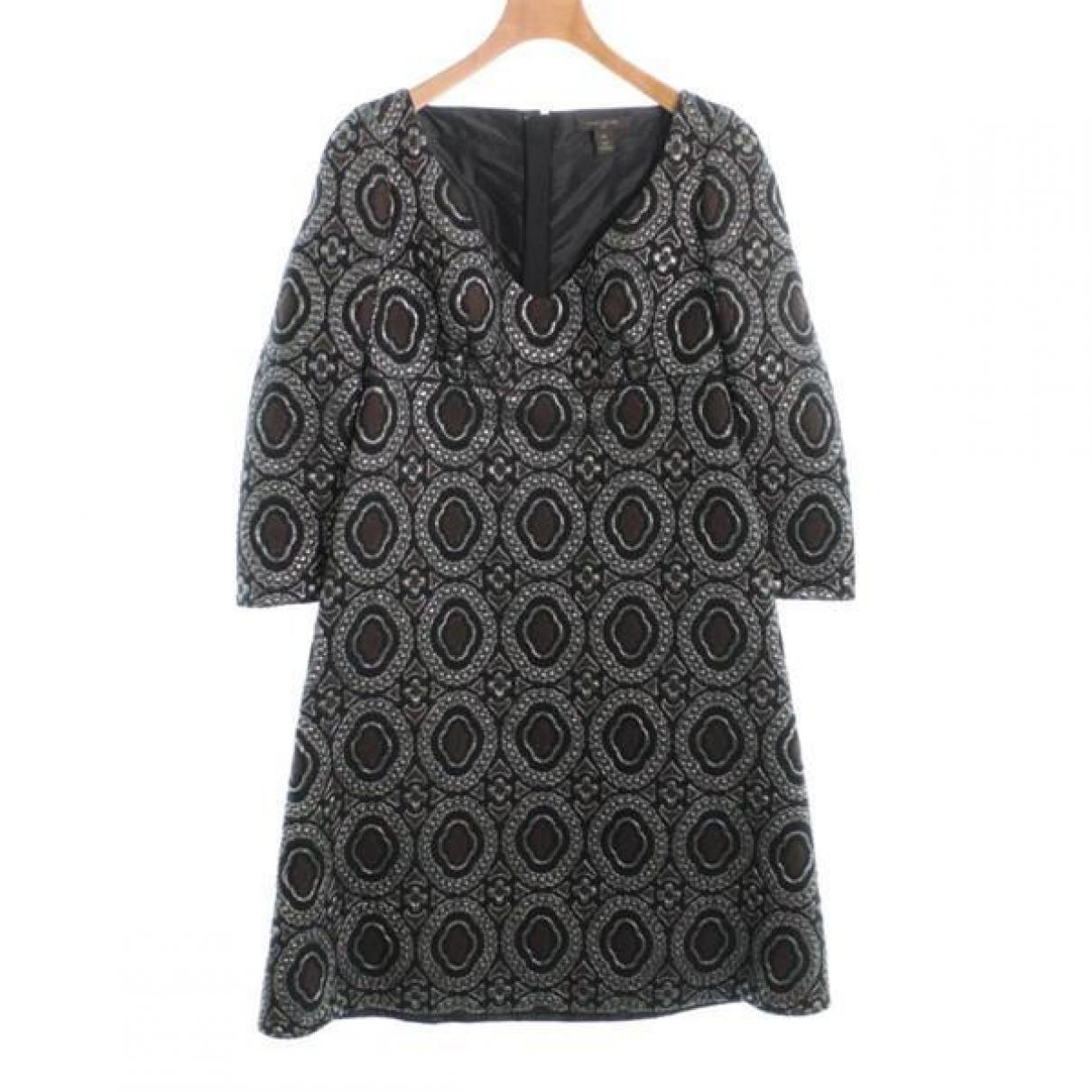 Vestido de Lana Louis Vuitton