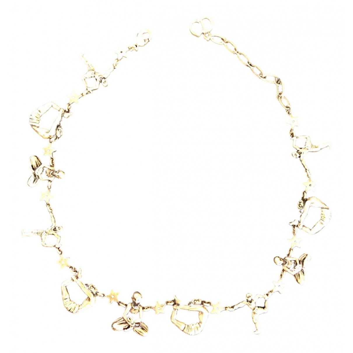Christian Dior \N Kette in  Gold Stahl