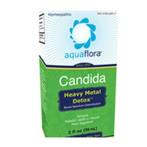 Heavy Metal Detox 2 oz by Aqua Flora
