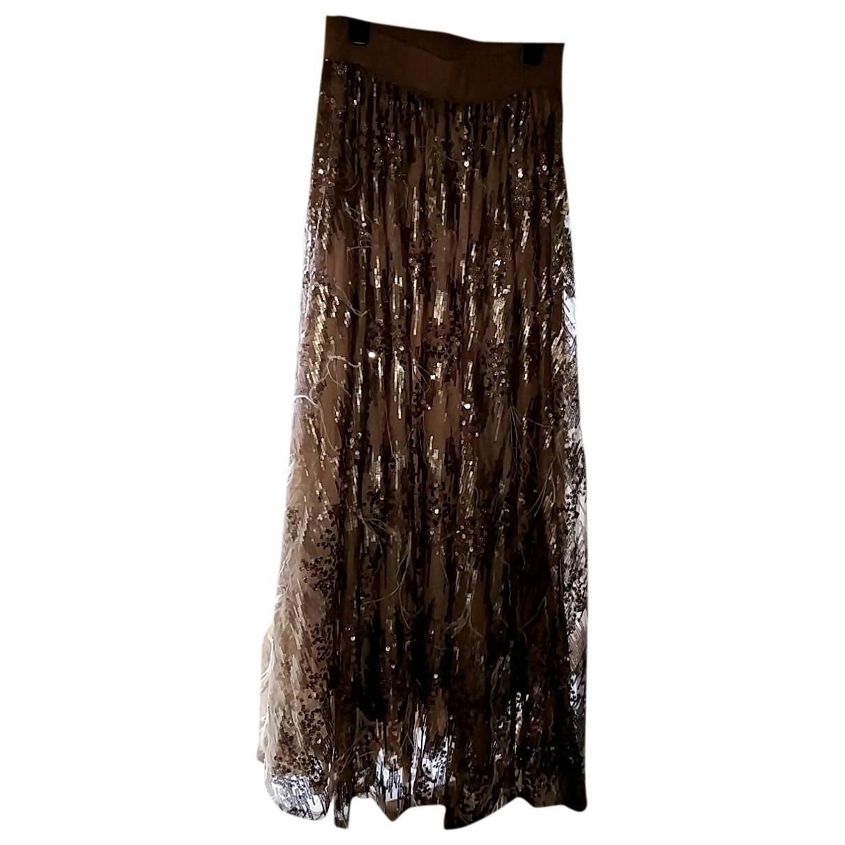 Zara \N Beige skirt for Women S International