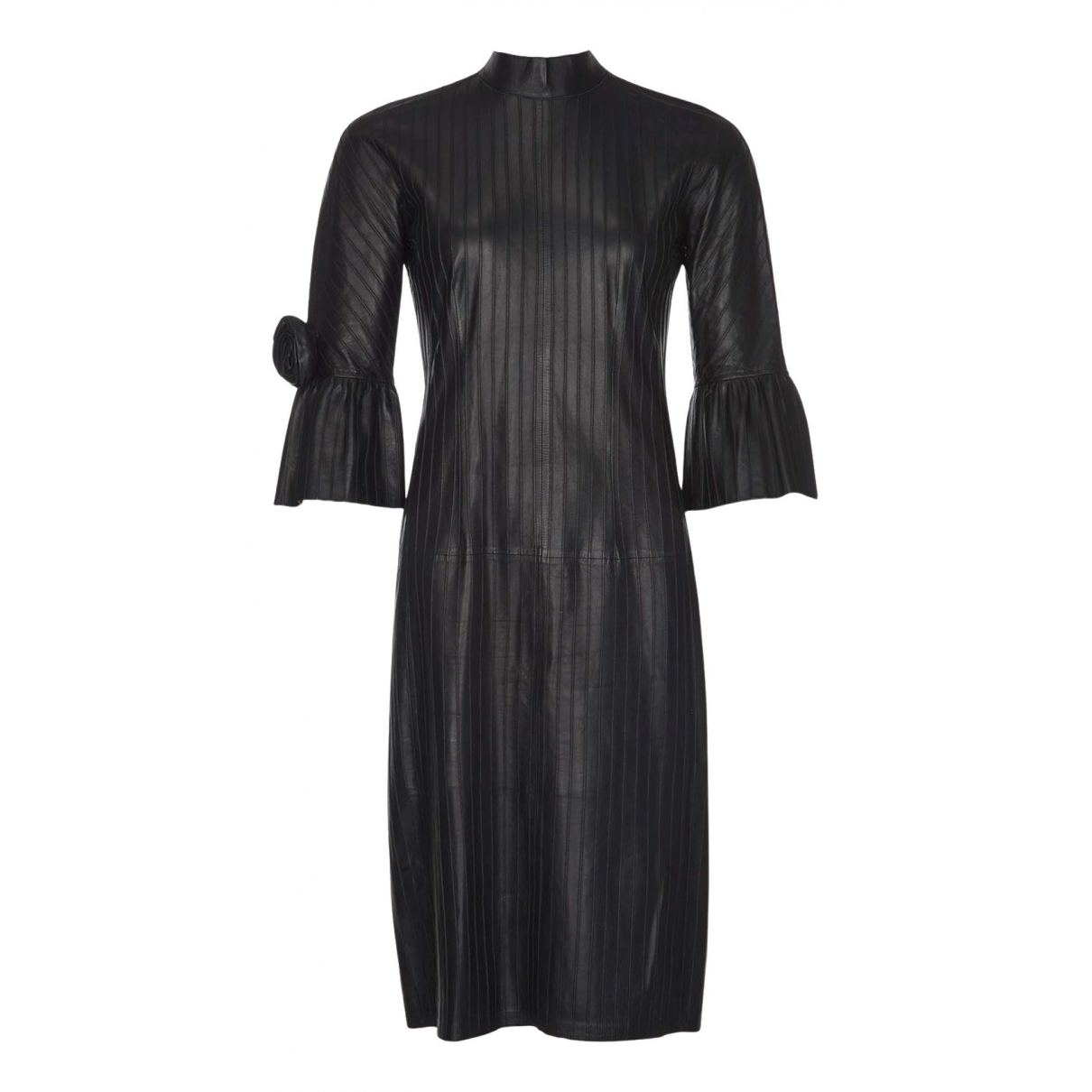 Gucci N Black Leather dress for Women 10 UK