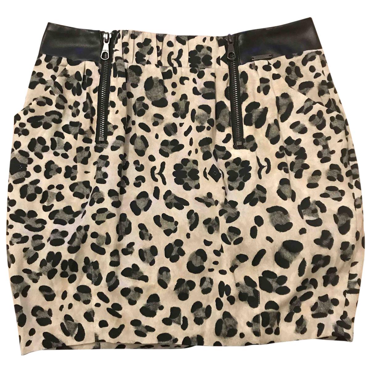 Guess N Multicolour skirt for Women 10 UK