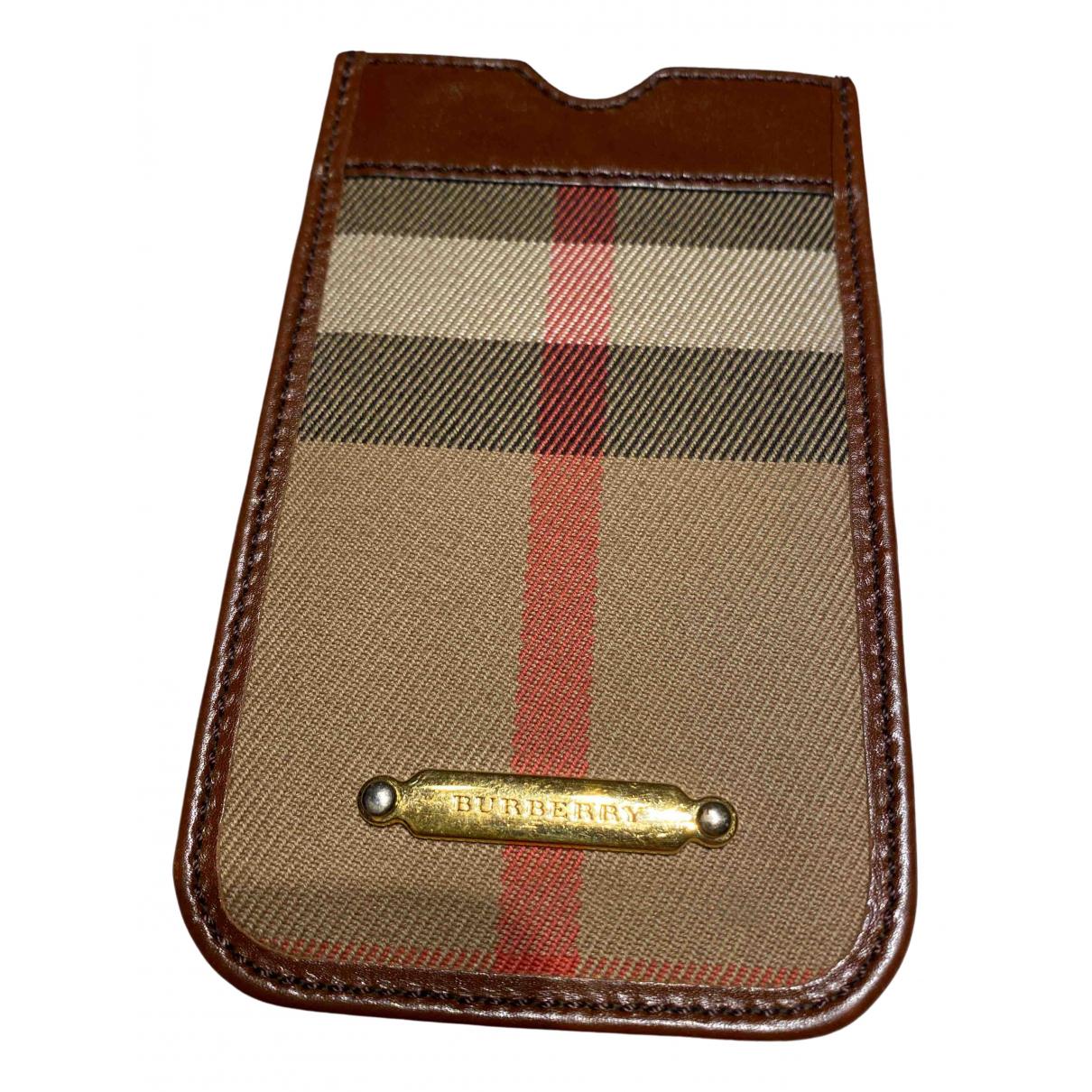 Burberry - Accessoires   pour lifestyle en coton - beige
