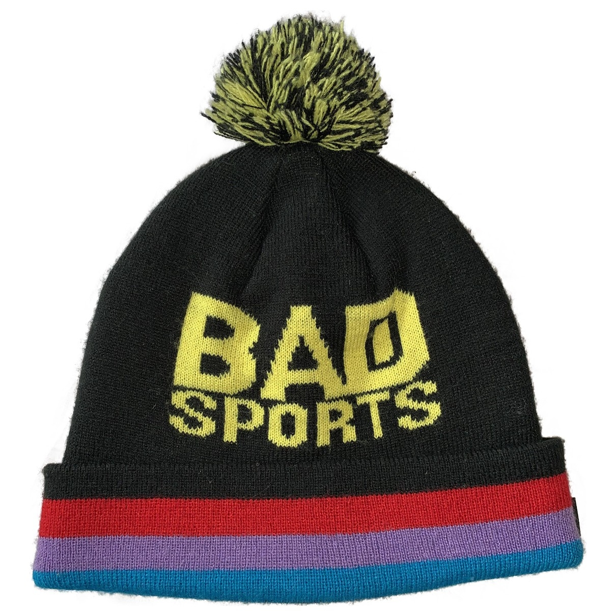 Undefeated \N Black Wool hat & pull on hat for Men M International