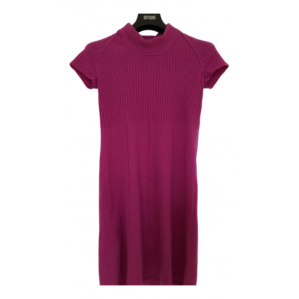 Strenesse \N Kleid in  Lila Kaschmir
