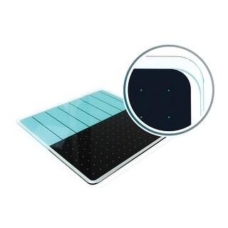 Viztex Glacier Magnetic Glass Dry Erase Board. Plan & Grid 14