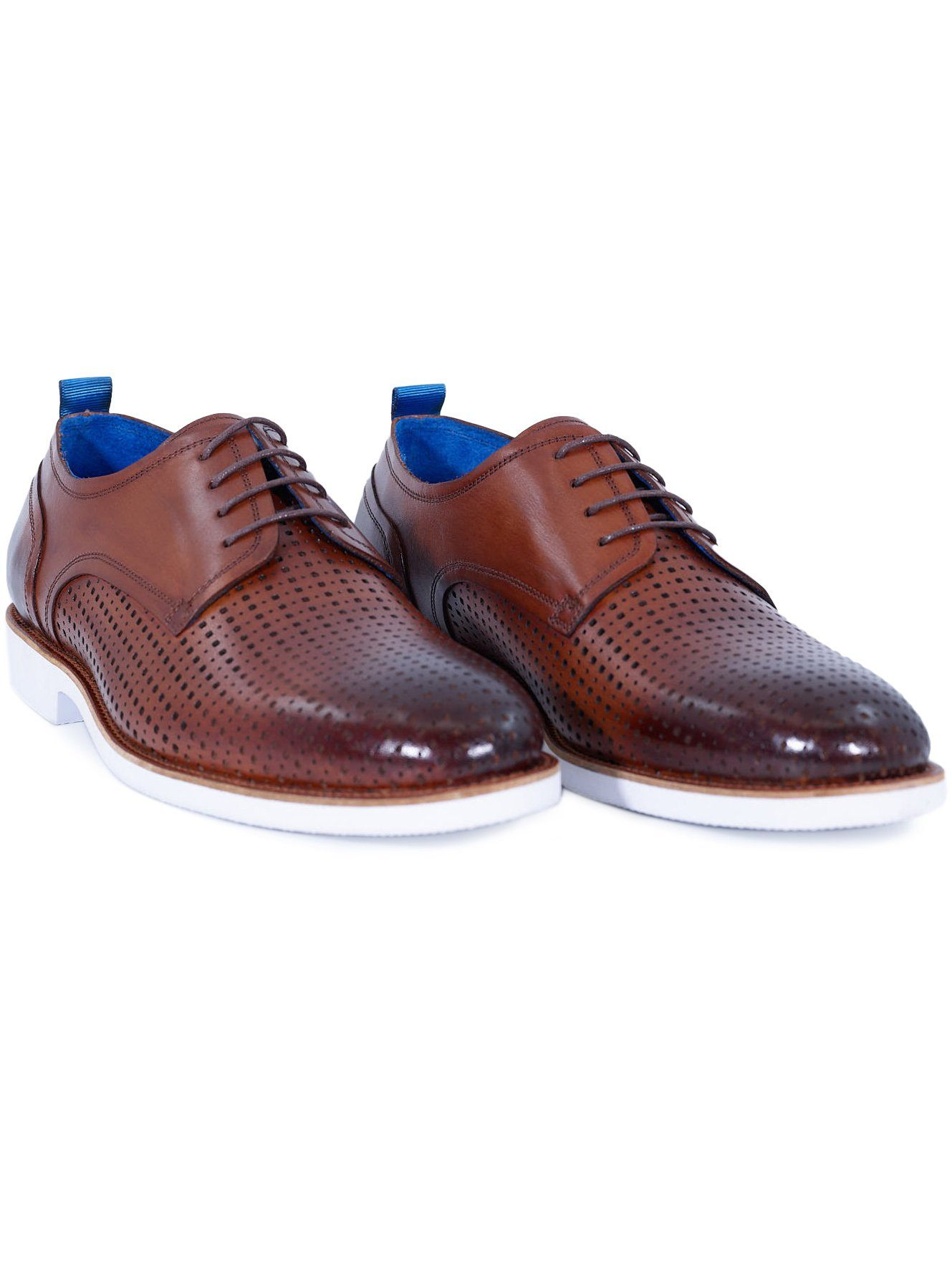 Classic Perforated Brown