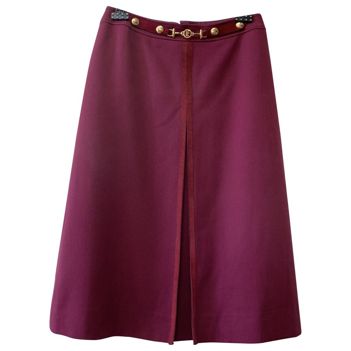Louis Feraud \N Wool skirt for Women 48 IT