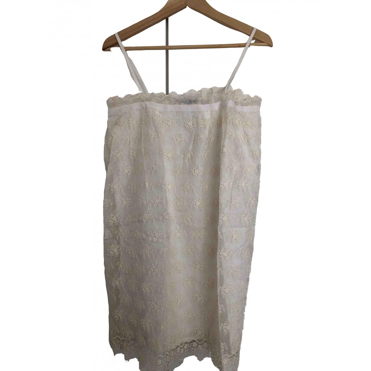 Mini vestido de Encaje Paul & Joe