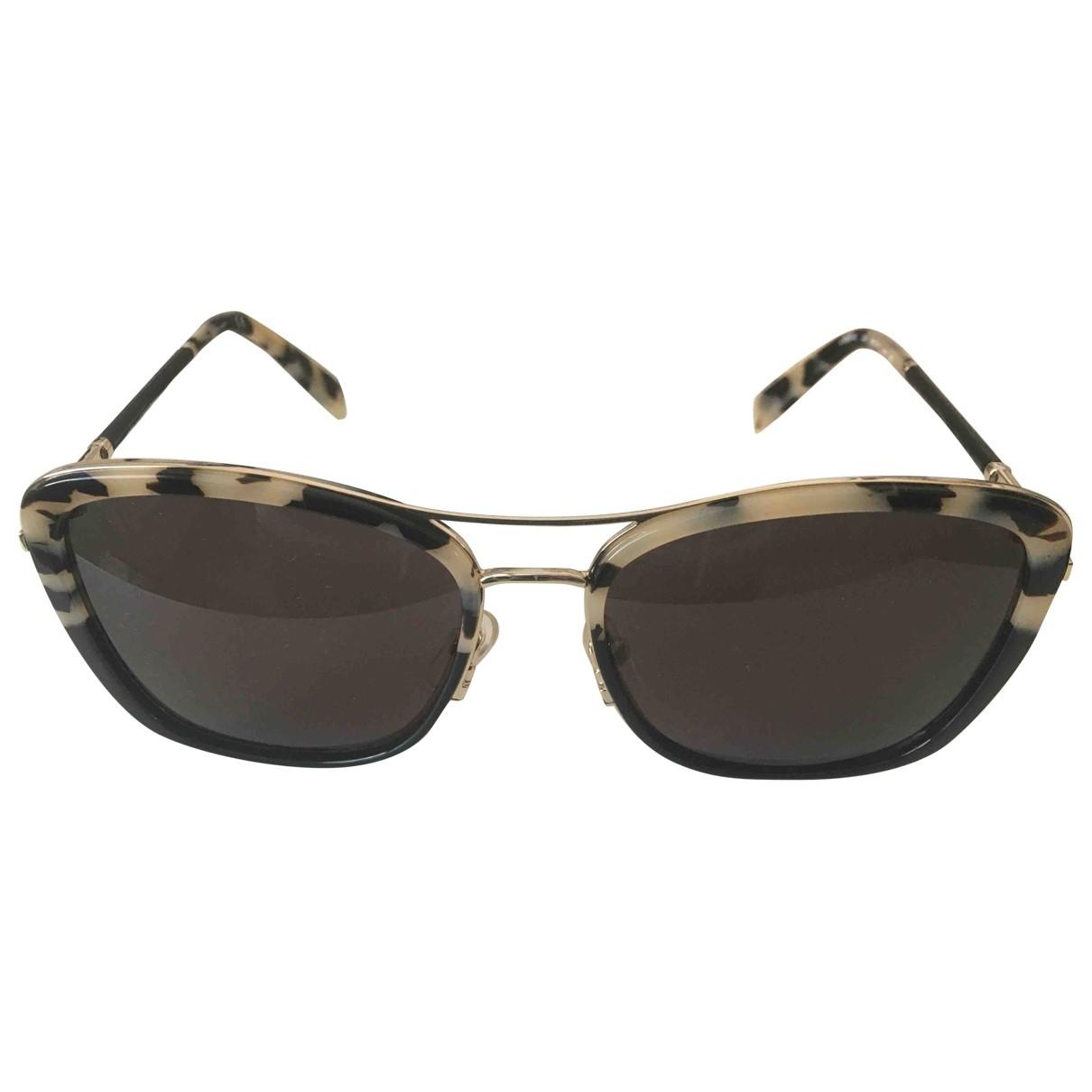 Gafas de aviador Longchamp